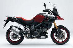 New Suzuki V-Strom 1000