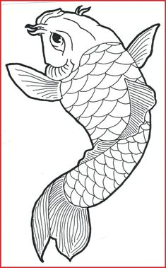 Fish Mermaid Scales Animal Pattern Under Water Boys Unisex Kids Child T Shirt