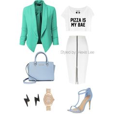 No titles by sophistaglam on Polyvore featuring polyvore, fashion, style, River Island and Michael Kors