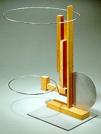 Moholy Nagy Steel Sculpture, Sculpture Art, Laszlo Moholy Nagy, Geometric Sculpture, Bauhaus Design, Concept Architecture, Art Object, Art Plastique, Glass Art