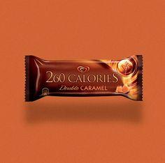 Calories Brands  des logos de marques remplacés par les calories de leurs produits  2Tout2Rien