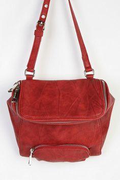 Deena & Ozzy Square Crossbody Bag #urbanoutfitters