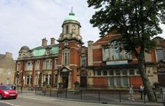 Beverley Road baths, Hull - The Victorian Society Hull England, England Uk, Kingston Upon Hull, Hull City, East Yorkshire, North York, Beautiful Sites, Being In The World, Holiday Time