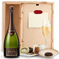 Ultimate Champagne And Caviar Experience | Valentines Day Gifts For Couples, Him, Her, Wife, Husband