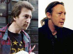John Lennon and Julian Lennon by rising70, via Flickr