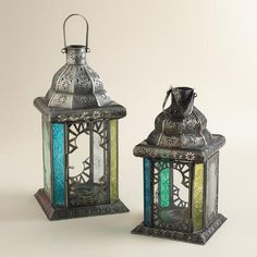 Perfect gift idea for Mother's Day- Check out Cool Multicolor Tabletop Lantern  from @worldmarket  >> #WorldMarket Gift Giving, Gift Ideas, #MyAmazingMom