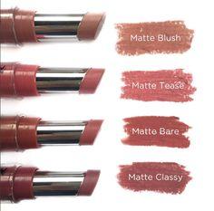 Ya vieron el nuevo vídeo Review + Reseña + Swatches + Prueba de los labiales matte de Jordana Cosmetics Jordana Cosmetics Moderm Matte ?? Link: https://youtu.be/ITliVS2om3o