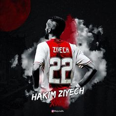 Hakim Ziyech ♥️⚽️ #hakimziyech #ajax #morocco