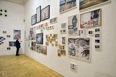 Kuba Dąbrowski's solo exhibition at Walsaw's Zachęta – National Gallery of Art, Poland.