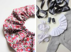 Je reviens avec un DIY couture tout simple que vous pourrez faire avec ou sans machine et qui a son petit effet sur toutes les tenues bébé/enfant. Le patron s'adapte de la naissance jusqu'à l'âge où les froufrous deviendraient un peu ridicules. Il suffit de desserrer un peu les fronces et d'adapter le nœud au… Coin Couture, Baby Couture, Couture Sewing, Magic Fingers, Sewing Online, Frou Frou, Baby Kind, Diy For Kids, Boho Shorts