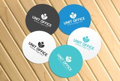 Check out Unit Office Style Logo by BDThemes Ltd on Creative Market