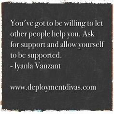 Iyanla Vanzant quotes for military spouses from www.deploymentdivas ...