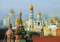 The Kremlin is truly a sight to see! I have to visit Moscow someday to explore…