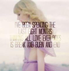 """Begin Again by Taylor Swift. A little more """"Begin Again. Taylor Lyrics, Taylor Swift Quotes, Taylor Alison Swift, Begin Again Taylor Swift, Live Taylor, Taylor Taylor, She Song, Music Lyrics, Lyric Art"""