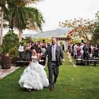 Wedding Inspiration: Maureen and Zach's Puerto Rico Wedding