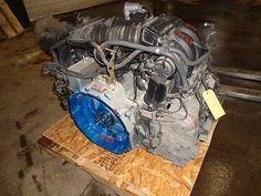 Porsche 911 Turbo Engine