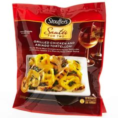 Best Ready Made Meal: Stouffer's Sautes for Two Dinners