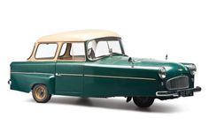 1959 Bond Minicar Mc F