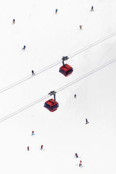 Peak to Peak Gondolas Vertical