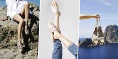 Tendance: les espadrilles au crochet