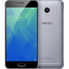 "Smartphone Meizu M5S 5,2"" IPS LCD Octa Core 1.3 GHz 16 GB 2 GB RAM 4G 3000 mAh Black Grey"
