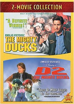Amazon.com: The Mighty Ducks/D2: The Mighty Ducks: Mighty Duck, D2: Mighty Ducks 2: Movies & TV
