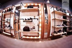 shoes flagship store in Bucharest by Glmashops Bucharest, Visual Merchandising, Store Design, Old Things, City, Showroom, Places, Behance, Shoes