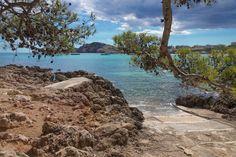 Cala Agulla - Beautiful slice of Cala Gat, Mallorca