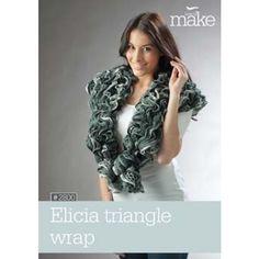 Elicia Triangle Wrap-