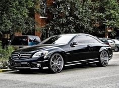 Cars Tuning Music: Mercedes CL