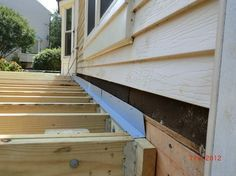 building a deck step by step | Step by step on how to build a deck with a screen porch