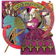 çizgili masallar: Let's Pretend (Children's Records): Fairy Tales by David Chestnutt