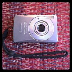 Canon Powershot SD750 Used Canon Powershot SD750 camera. 7.1 mega pixels. Comes with battery and battery charger. Has a few scratch marks, but still takes beautiful pictures!! More pictures upon request! :) Canon Other