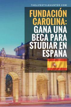 6983513d6 #thelifestylehunter #pilarnoriega Estudiar en el extranjero: becas de la  fundación carolina, becas