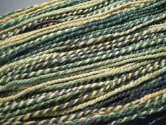 SALE Low Tide handspun yarn  no charge for shipping by GregoryRoad, $31.03