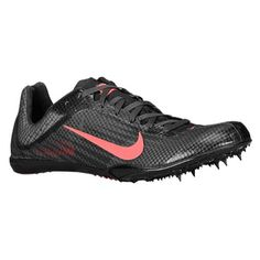 quality design 9ed4d f3f78 NIKE Zoom Mamba 2 Unisex Track  Field Spikes (13, Dark CharcoalAtomic  Red-Black)