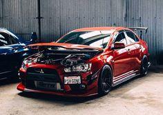 #Mitsubishi Evo X www.asautoparts.com