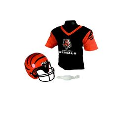 Kids Helmet Jersey Set Youth Helmets 09dd4b5c2