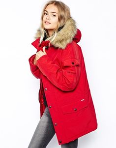 Georgia Womens Waterproof Parka | Waterproof parka, Parka and Target