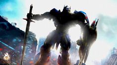 The LAST KNIGHT is the MAN OF SIN!  Transformers is Propaganda for the ...