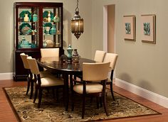 Westwood 7-pc. Dining Set   Dining Sets   Raymour and Flanigan Furniture