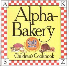Alpha-Bakery Children's Cookbook by Gold Medal Flour http://www.amazon.com/dp/B000GP6QJS/ref=cm_sw_r_pi_dp_RIgRub0B011CJ