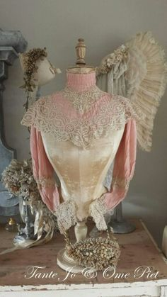 Shabby Lace~~~~Love the lace~~~