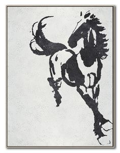 Cheap canvas black and white, Buy Quality oil painting canvas directly from China painting canvas Suppliers: Hand made Contemporary Abstract Modern Oil Paintings Canvas Black And White Pentium of the horse Wall Art Home Decoration Fine Modern Oil Painting, China Painting, Painting Canvas, Horse Wall Art, Black And White Painting, Black White, Animal Paintings, Oil Paintings, Landscape Paintings