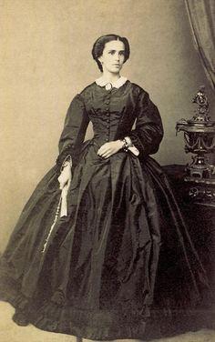 1860 dress