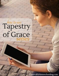 A complete guide to how I use Tapestry of Grace in my homeschool.