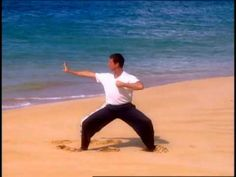 ▶ Gaiam Tai Chi - A.M. Chi for Beginners: 8 Pieces - YouTube