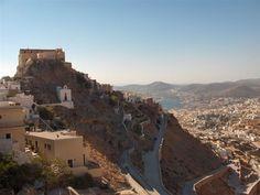 Ano Syros-SYROS island