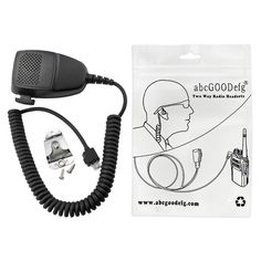 abcGoodefg® RJ45 8-Pin Speaker Mic Microphone for Motorola Radio Cdm1250 Cdm750 Gm300 Gm338 Gm950 Maxtrac M1225 M200 M400 Mcx600 Sm120 Hmn3596a Hmn1035 Hmn1036 Hmn3413 Etc. *** Check out the image by visiting the link.