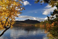 Mt. Chocorua in Autumn (Tamworth, NH)